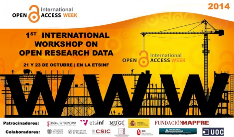 international workshop on open research data