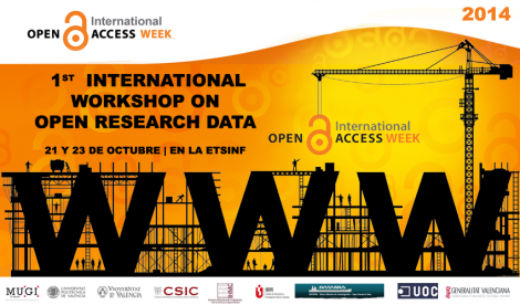 1st International Workshop on Open Research Data